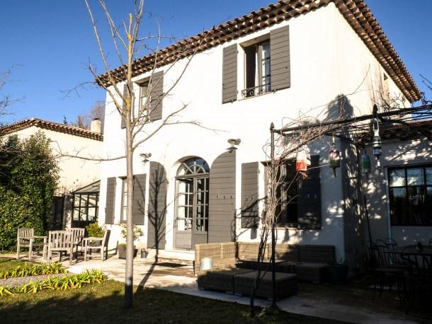Location vacances Aix-en-Provence -  Maison - 4 personnes - Barbecue - Photo N° 1