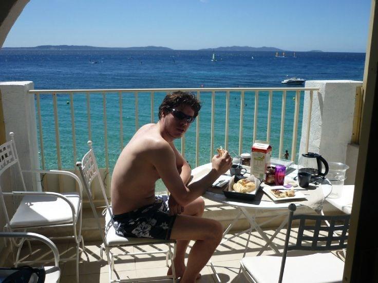 Près de St-Tropez, pieds dans l'eau, exceptionnel!