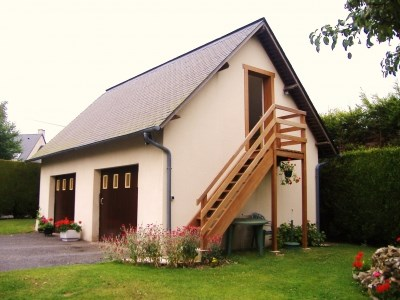 Holiday rentals Fiquefleur-Équainville - Cottage - 2 persons - BBQ - Photo N° 1