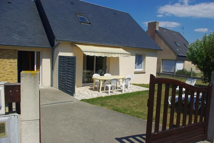 Holiday rentals Gouville-sur-Mer - House - 5 persons - BBQ - Photo N° 1