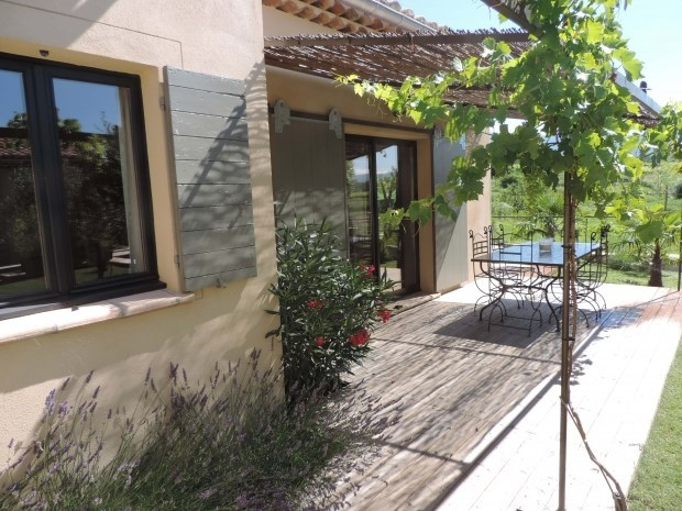 Holiday home with private whirlpool nearby Ventoux - Bedoin