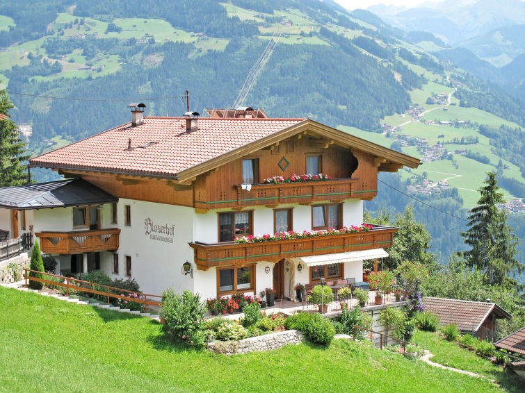 Location vacances Zell am Ziller -  Appartement - 8 personnes -  - Photo N° 1