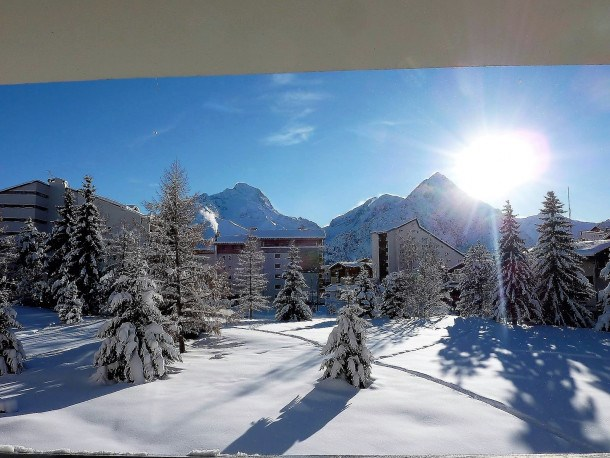 Location vacances Les Deux Alpes -  Appartement - 4 personnes - Balcon - Photo N° 1