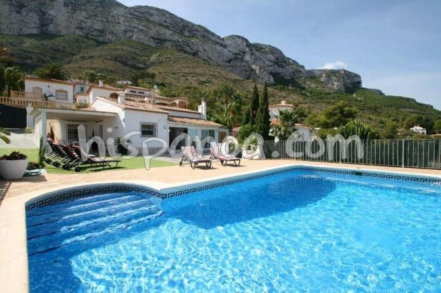 House for 8 ppl. with pool, Dénia