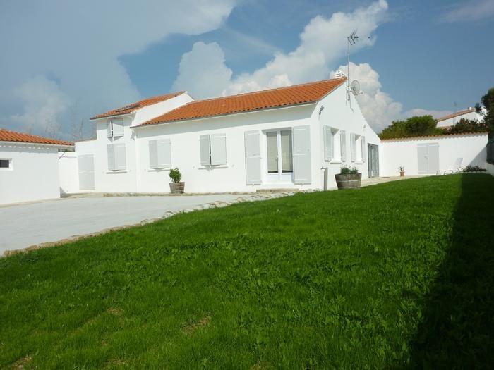 Maison pour 10 pers. avec accès p.m.r., La Rochelle