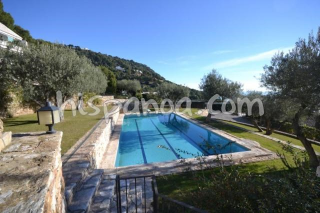 Holiday rentals Begur - Apartment - 4 persons - Garden furniture - Photo N° 1