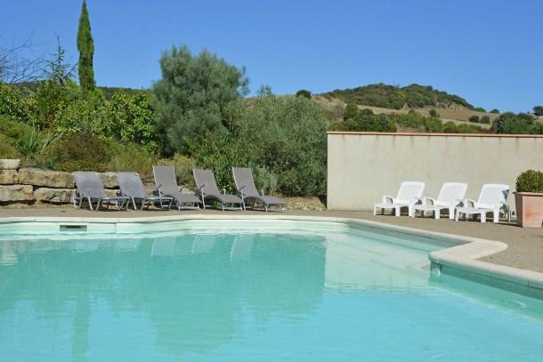 Location vacances Villarzel-du-Razès -  Maison - 11 personnes - Table de ping-pong - Photo N° 1
