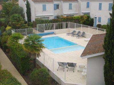 Holiday rentals Vaux-sur-Mer - Apartment - 4 persons - Garden - Photo N° 1