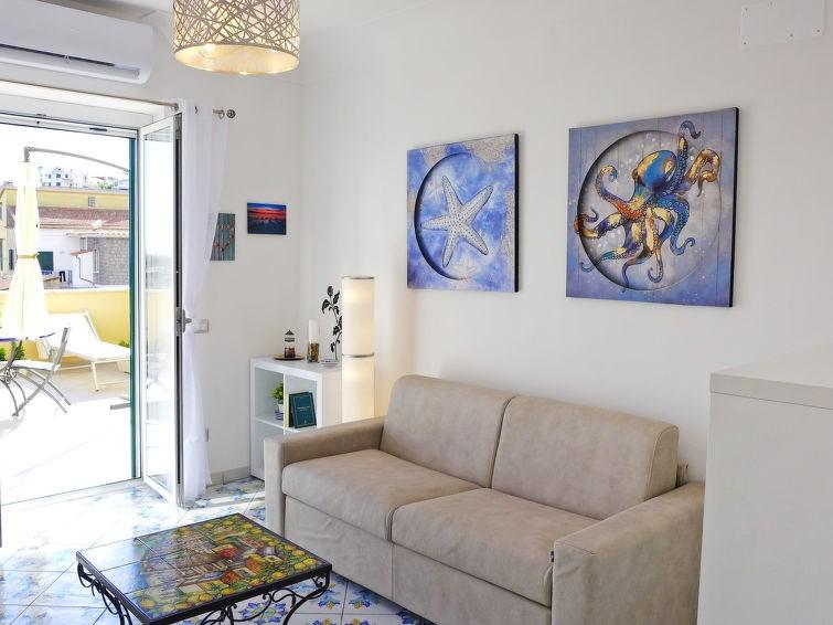 Appartement pour 6 à Massa Lubrense