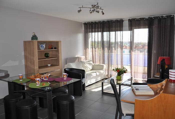 Appartement pour 4 pers. avec internet, Toulouse