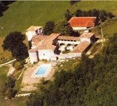 Château pour 16 pers. avec piscine privée, Courbiac