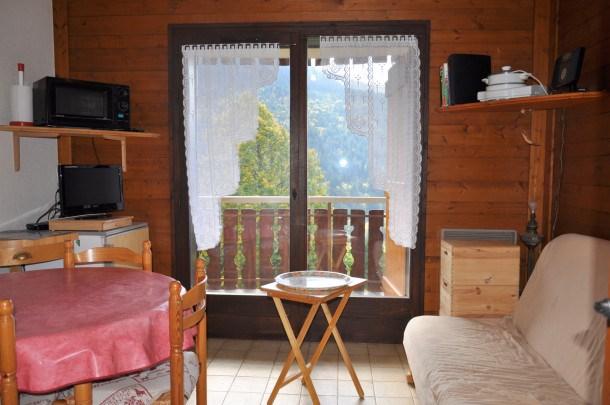 Location vacances La Chapelle-d'Abondance -  Appartement - 6 personnes - Télévision - Photo N° 1