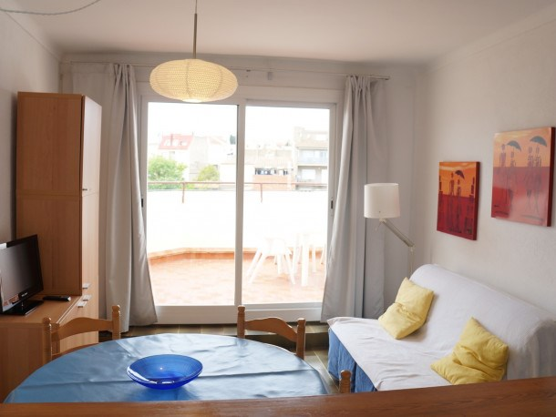 Location vacances l'Escala -  Appartement - 4 personnes - Balcon - Photo N° 1