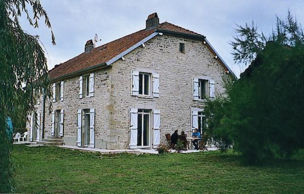 Location vacances Parnoy-en-Bassigny -  Gite - 6 personnes - Barbecue - Photo N° 1