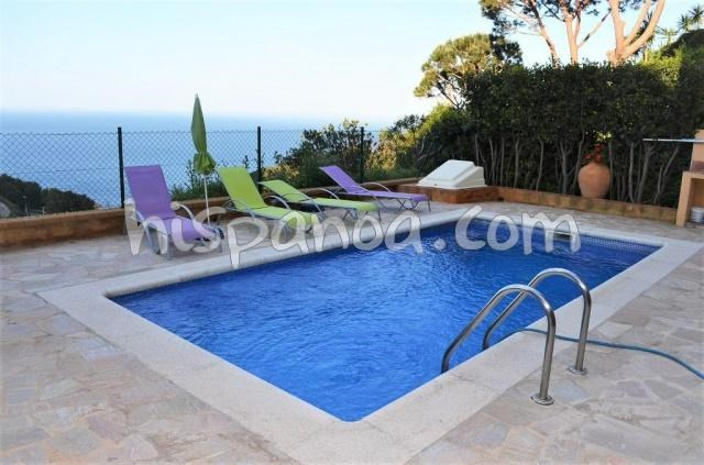 House for 6 ppl. with pool, Begur