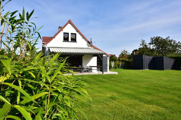 Location vacances Villers-sur-Authie -  Maison - 8 personnes - Barbecue - Photo N° 1