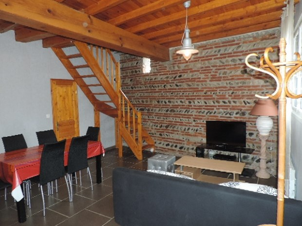 Holiday rentals Villeneuve-Tolosane - Apartment - 4 persons - DVD player - Photo N° 1