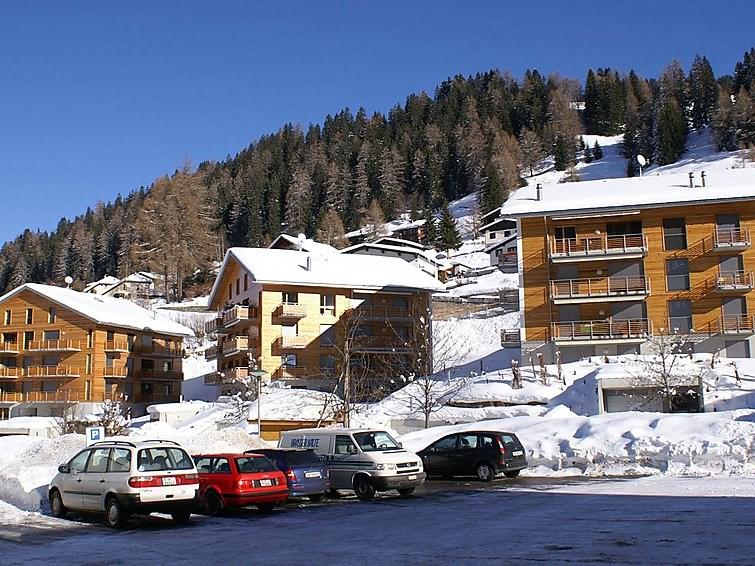 Appartement pour 4 personnes à Churwalden