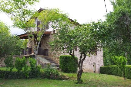 Location vacances Najac -  Maison - 6 personnes - Barbecue - Photo N° 1