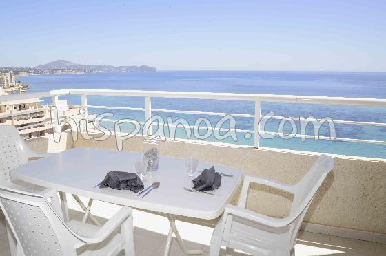 Appartement de vacances à louer à Calpe pres de la plage  gtapo16