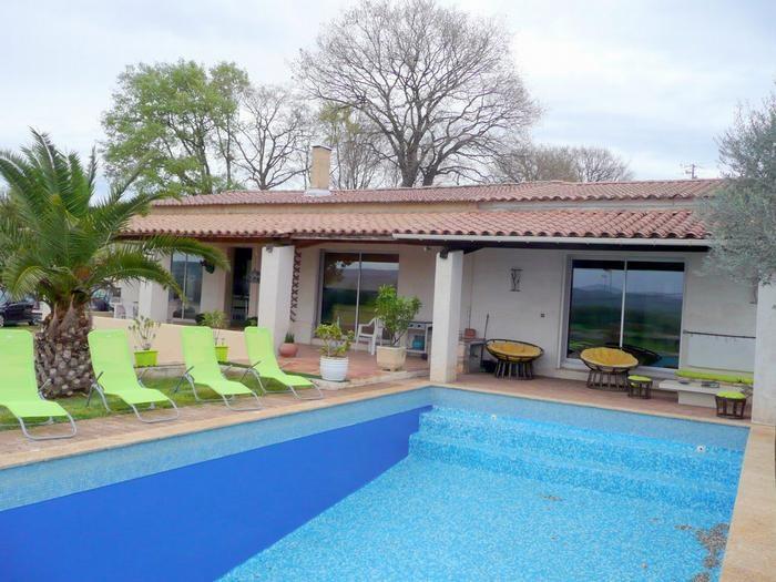 Ferienwohnungen Saint-Just-d'Ardèche - Haus - 8 Personen - Grill - Foto Nr. 1