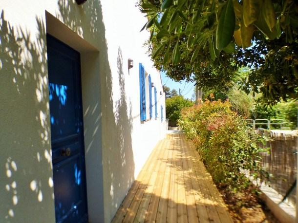 Location vacances La Seyne-sur-Mer -  Maison - 8 personnes - Télévision - Photo N° 1