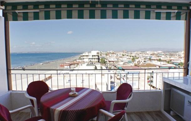 Location vacances Santa Pola -  Appartement - 4 personnes - Lecteur DVD - Photo N° 1