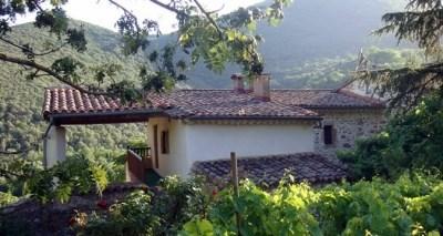 Cottage 'Mas du Roucan' - Cros