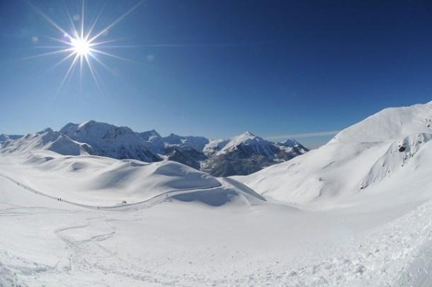 Trois pièces résidence BELLEVUE F à Orcières Merlette - Alpes du Sud