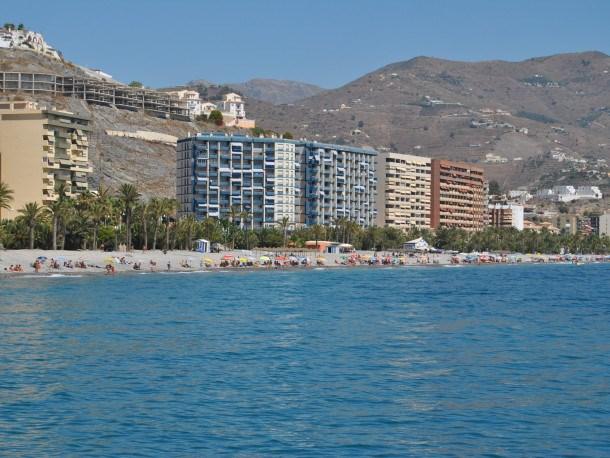 Location vacances Almuñécar -  Appartement - 4 personnes - Télévision - Photo N° 1