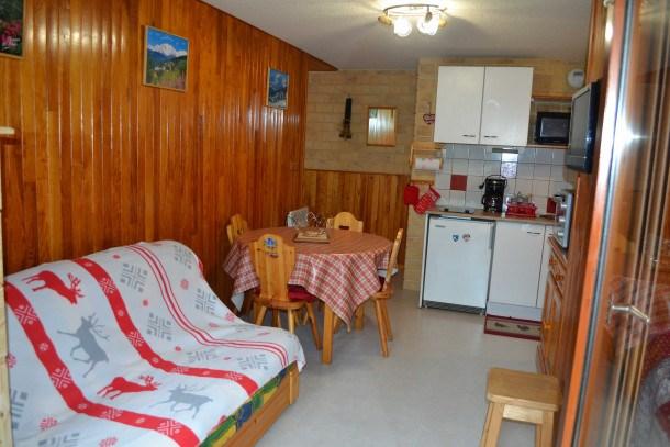 Location vacances Praz-sur-Arly -  Appartement - 6 personnes - Télévision - Photo N° 1
