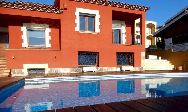Location vacances Sant Feliu de Guíxols -  Maison - 10 personnes - Télévision - Photo N° 1