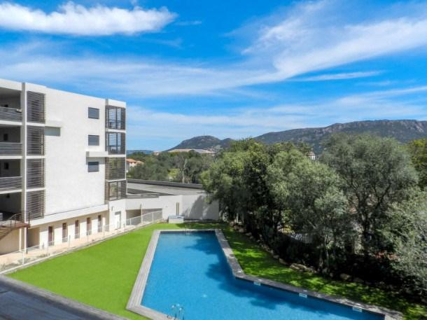 Location vacances Porto-Vecchio -  Appartement - 2 personnes - Télévision - Photo N° 1