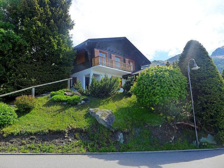 Location vacances Bagnes -  Maison - 8 personnes -  - Photo N° 1