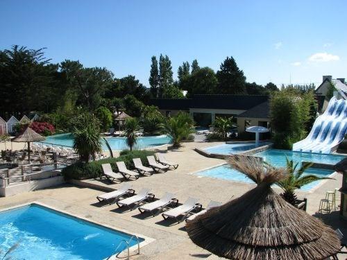 Camping Le Vieux Moulin, 127 emplacements, 72 locatifs