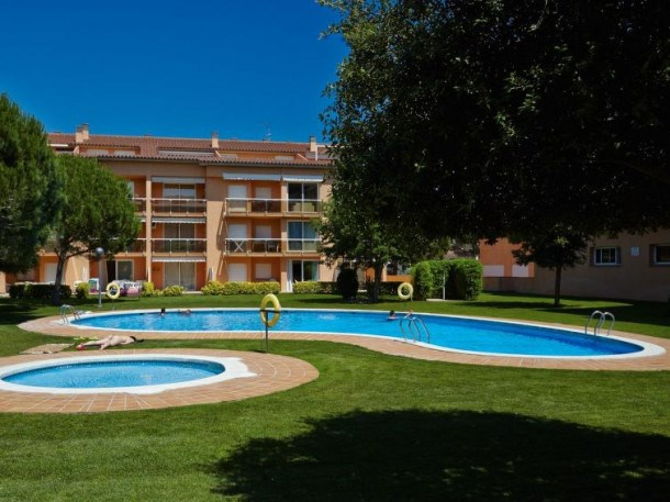 Location vacances Pals -  Appartement - 6 personnes - Télévision - Photo N° 1
