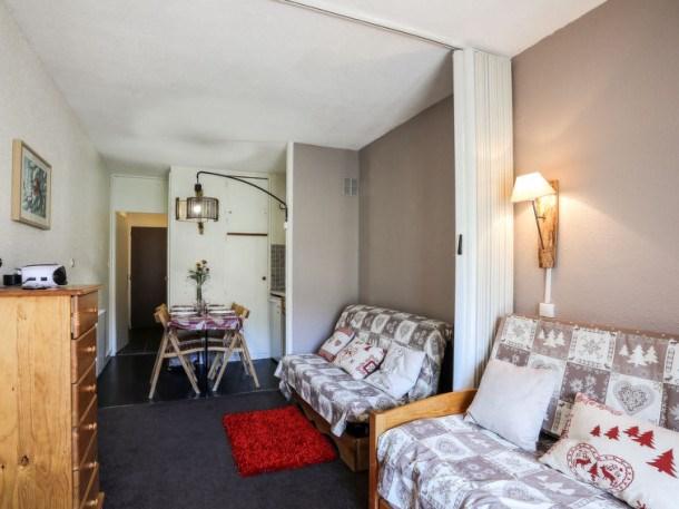 Location vacances Villarembert -  Appartement - 4 personnes - Lecteur DVD - Photo N° 1