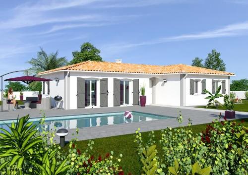Maison  4 pièces + Terrain 802 m² Jonquières par MAISONS COTE SOLEIL SUD EST