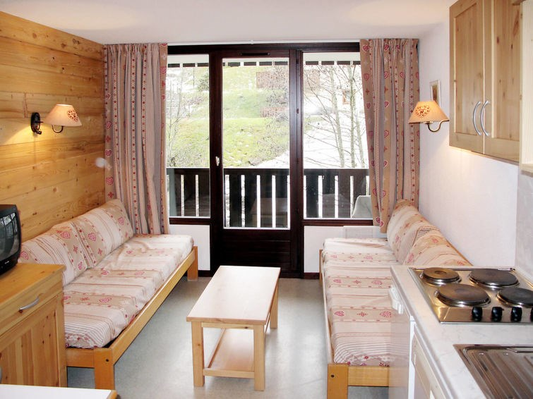 Location vacances Morillon -  Appartement - 5 personnes -  - Photo N° 1