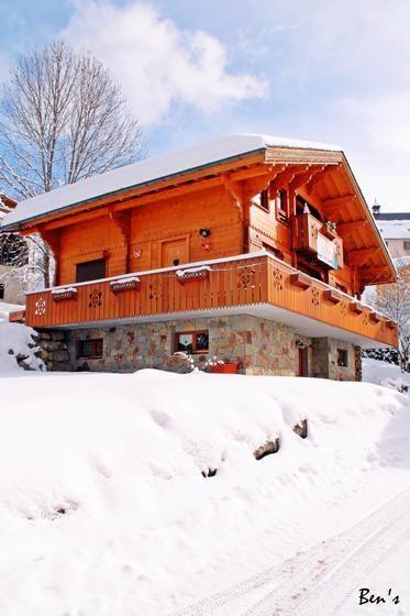 Holiday rentals Arâches-la-Frasse - B&B - 10 persons - BBQ - Photo N° 1