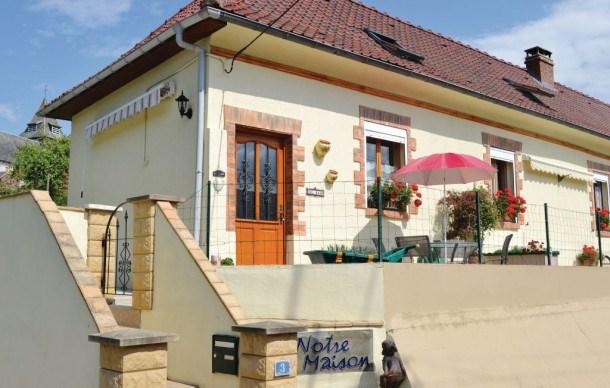 Location vacances Ligny-sur-Canche -  Maison - 4 personnes - Barbecue - Photo N° 1