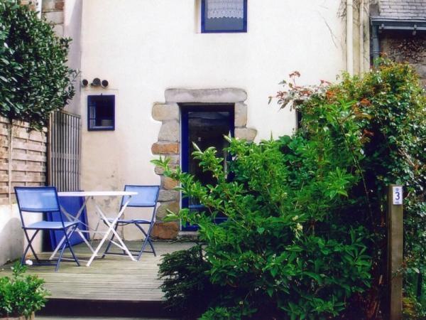 Location vacances Sarzeau -  Maison - 4 personnes - Barbecue - Photo N° 1