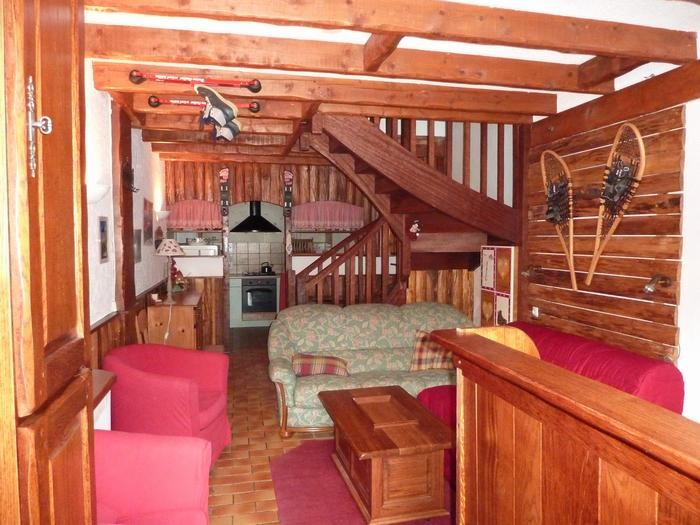 Holiday rentals Laveissière - Apartment - 8 persons - Board games - Photo N° 1