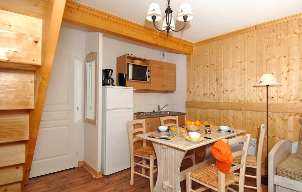Location vacances Saint-Sorlin-d'Arves -  Appartement - 6 personnes - Congélateur - Photo N° 1