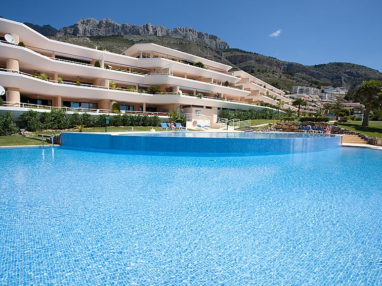 Location vacances Altea -  Appartement - 4 personnes -  - Photo N° 1
