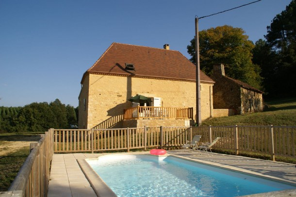 Location vacances Loubejac -  Maison - 9 personnes - Barbecue - Photo N° 1