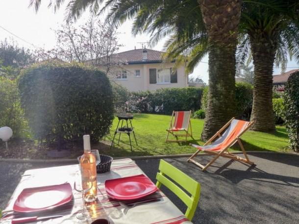 Location vacances Saint-Jean-de-Luz -  Appartement - 2 personnes - Barbecue - Photo N° 1