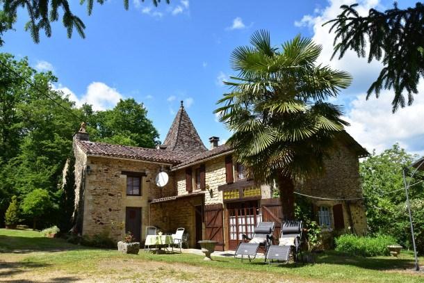 Location vacances Villefranche-du-Périgord -  Maison - 4 personnes - Barbecue - Photo N° 1
