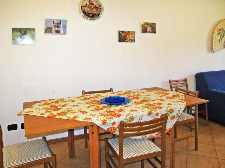Studio pour 4 personnes à Sorico Albonico