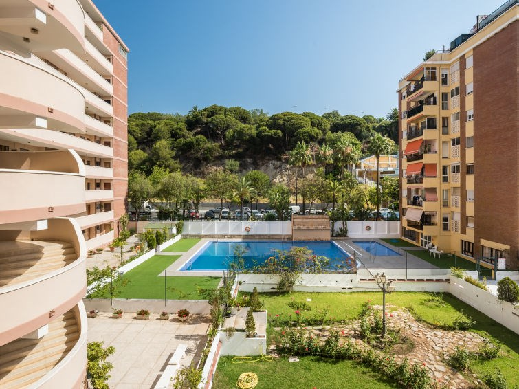 Appartement pour 4 à Marbella